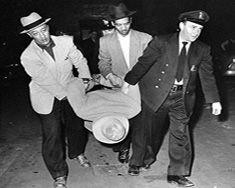 Преступная Америка 30-х годов
