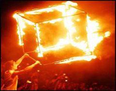 Fire Festival - международный фестиваль огня в Харькове