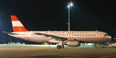 У Austrian Airlines появился ретро-самолет