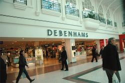 Сеть универмагов Debenhams выходит на российский рынок