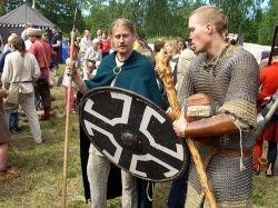 Восстановлена ДНК викингов