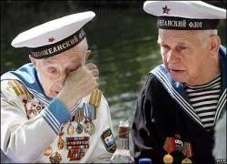 Нигде не заботятся о ветеранах, как у нас, и нигде они не живут так скверно