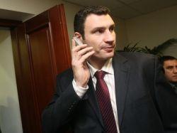 Виталий Кличко будет судиться с МВД Украины из-за выборов