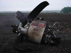 Крушение самолета Ан-12 в Челябинске