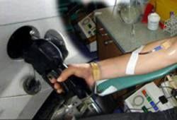В США Красный крест меняет кровь на бензин