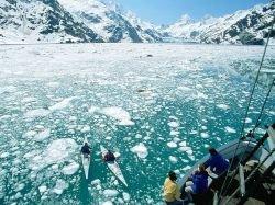 Некрасивая драка за Северный полюс неизбежна