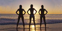 В Британии сократилось число пляжей