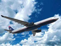 US Airways сэкономит на питании пассажиров