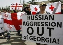 The Times: Россию обвиняют в том, что она ищет ссоры с Грузией и Украиной