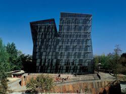 Башня «сиамские близнецы» в Чили