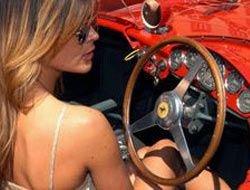 Знаменитая гонка ретро-автомобилей Mille Miglia