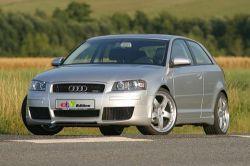 Инженеры собрали Audi A3 по-новому