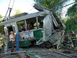 В США сразу две аварии на ж/д: погиб один человек