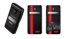 Sony Ericsson запускает телефон для фанатов Ducati