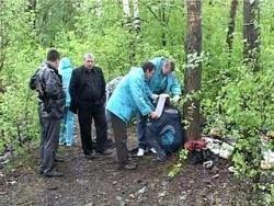 В Екатеринбурге 20 молодых людей забили дубинками до смерти трех бомжей