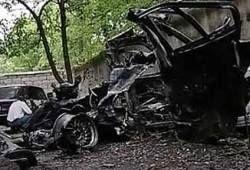 Грузия опровергла версию о причастности к взрыву в Цхинвали