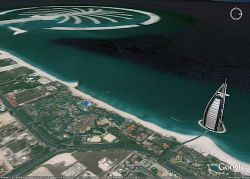 3D-геоинтерфейс Google Earth реализован в браузере