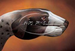 Удивительные произведения искусства итальянского художника Гвидо Даниэля