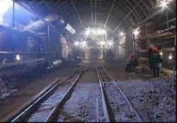Причиной аварии в Омске стало проседание грунта при строительстве метро