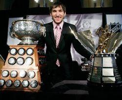 Александр Овечкин стал самым точным в НХЛ