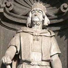 Вооруженный рыцарь скрывался под землей 15 веков