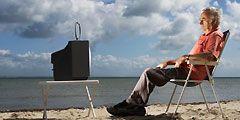 Фотоаппарат, мобильник и телевизор - самые необходимые вещи в путешествии