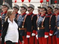 В европейской политике все больше женщин