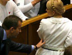 Юлия Тимошенко собралась в отставку
