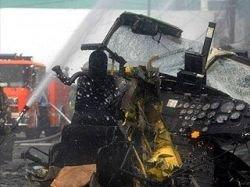 Панама: вертолет врезался в здание, множество погибших
