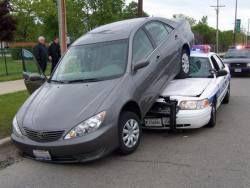 Водитель из Иллинойса отомстил полицейским