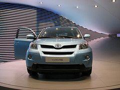 В 2009 году Toyota выпустит серийный автомобиль на основе концепта Urban Cruiser