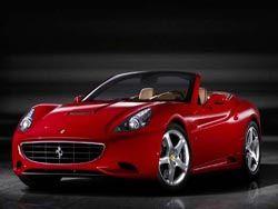 Новый кабриолет Ferrari California