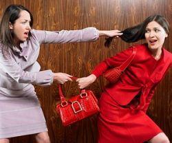 Соперница в офисе, или его секретарша меня бесит
