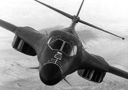 США строят новый бомбардировщик