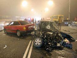 Самый аварийный перекресток Санкт-Петербурга