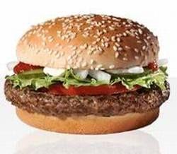Гамбургеры обходятся обычному американцу в 500 долларов в год