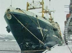 В Испании задержаны 15 российских моряков