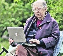 Московские пенсионеры: знакомятся в Интернете, любят рэп и занимаются йогой