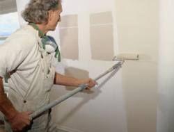 Покраска стен может сделать мужчину бесплодным