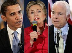 Как американские журналисты относятся к кандидатам в президенты?