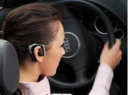 Hands-free при вождении авто не уберегает от аварии