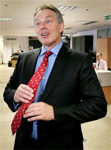 Тони Блэр основал фонд добрых дел