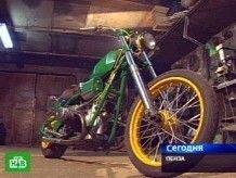 Эксклюзивные модели мотоциклов теперь собирают в Пензе