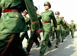 В Токио обеспокоены ростом военной мощи Китая