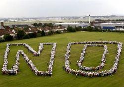 Лондонцы выступили против расширения аэропорта Хитроу