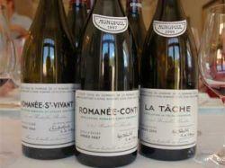 В Азии прошел рекордный аукцион вина