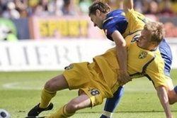 Футбол. Украинцы обыграли соперника России - Швецию