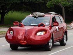Фестиваль уродливых автомобилей