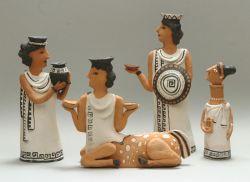 Женщины в Древней Греции не были на вторых ролях