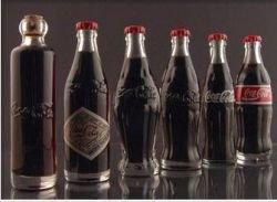 Coca Cola регистрирует форму «контурной бутылки» как торговую марку